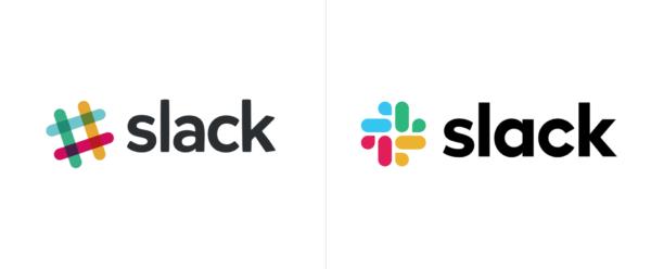 Slack logo rebrand 2019