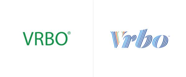 VRBO logo redesign 2019