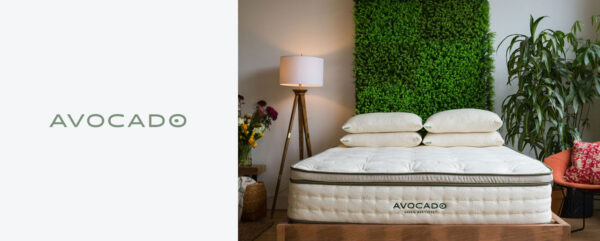 Avocado mattress branding