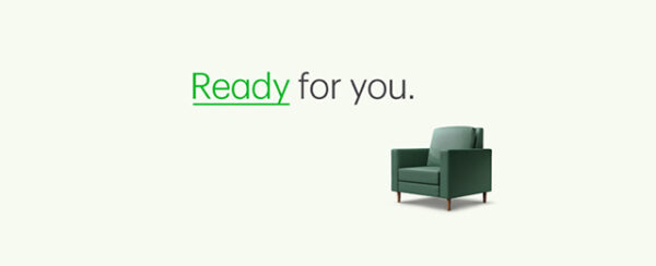 td bank green chair