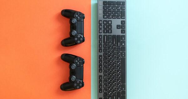 gaming PC vs console