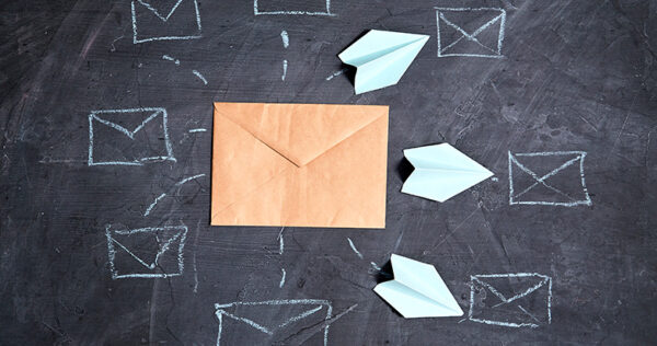 building a newsletter list
