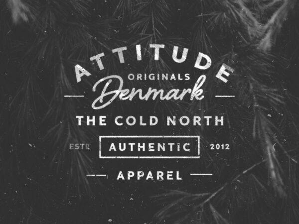 Attitude-vintage-logo