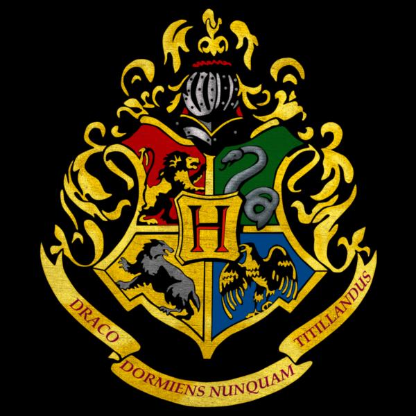 hogwarts emblem logo