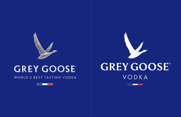 Greygoose logo redesign 2019