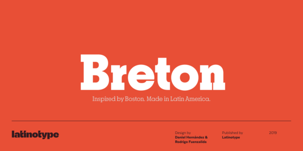 Breton font