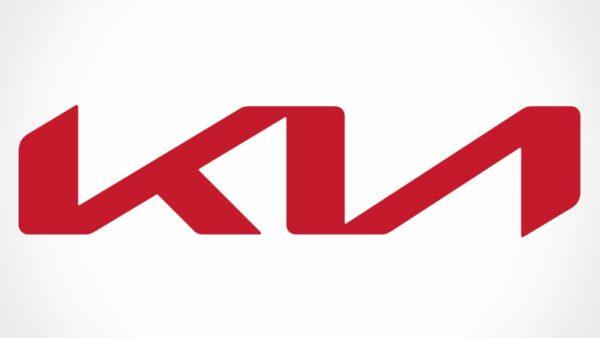 Kia auto logo 2020