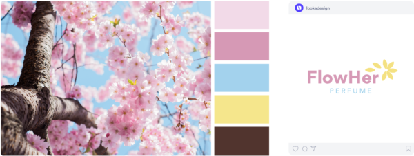 pastel spring colors