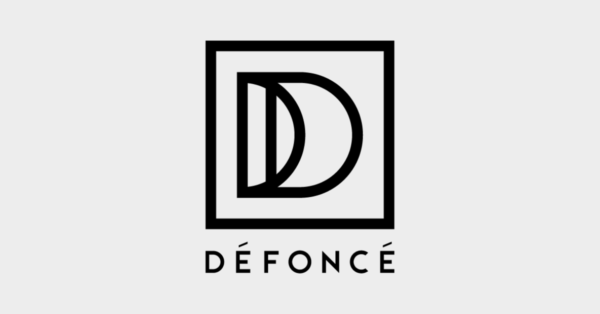 Defonce weed logo