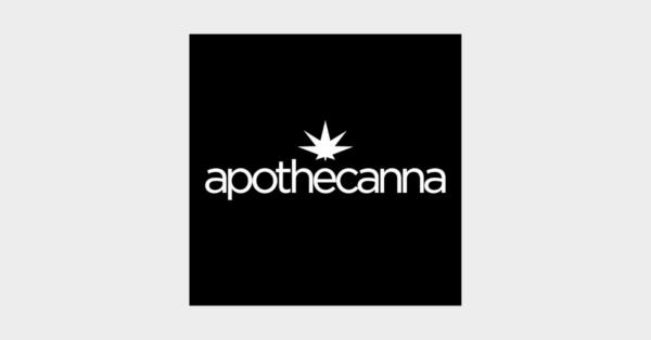 Apothecanna cannabis branding