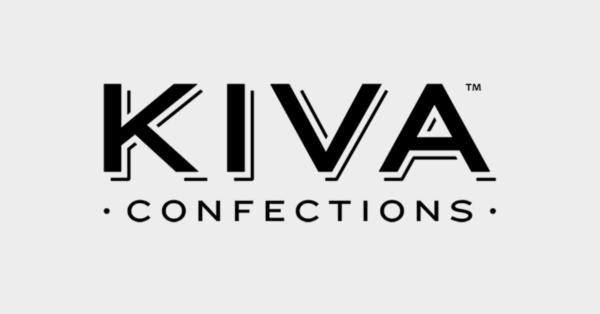 Kiva cannabis branding