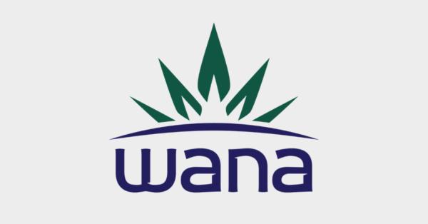 Wana cannabis logo