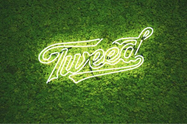 Tweed cannabis logo