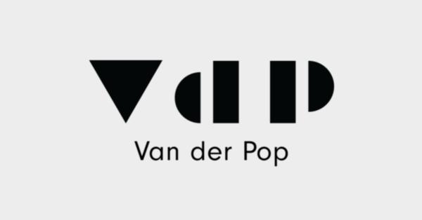 Van der pop logo