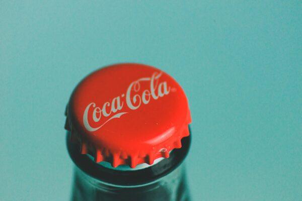 retro coca cola bottle
