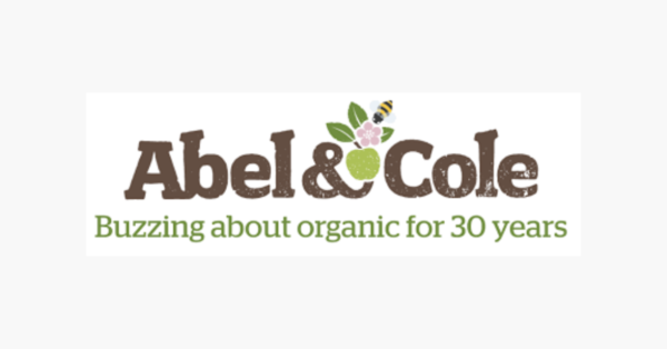 abel and cole food delivery logo
