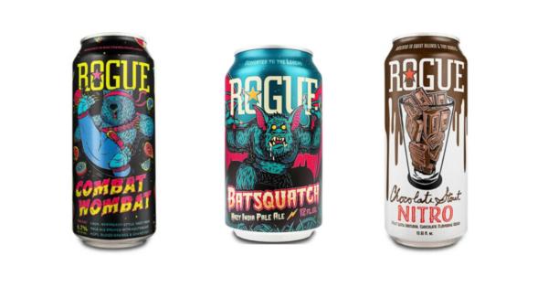 rogue beer art