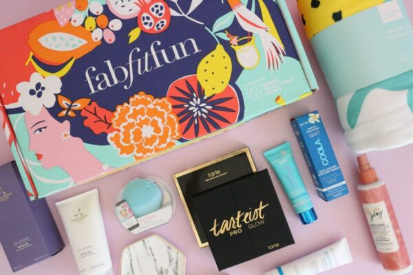 fab fit fun box branding