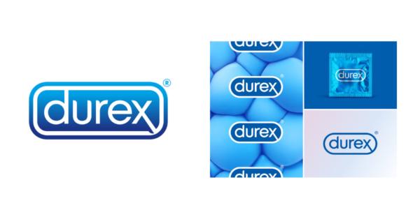 Durex rebrand