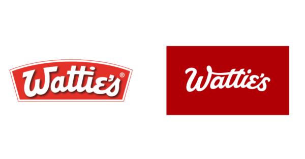 Wattie's logo redesign 2020