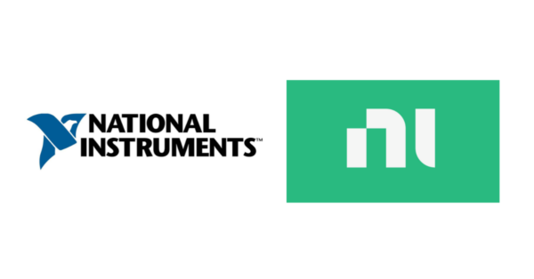 National Instruments logo redesign 2020