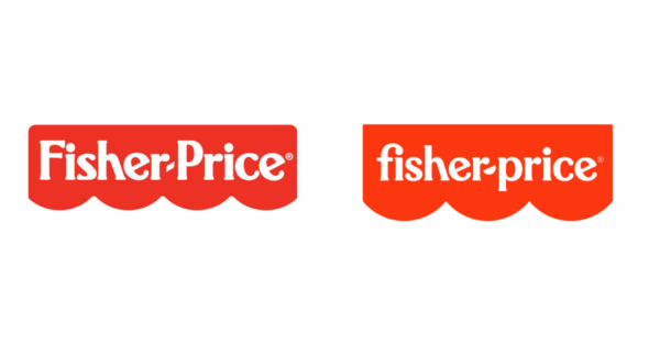 Fisher price logo update 2020