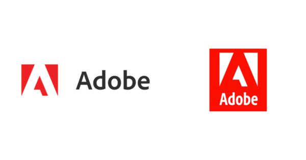 Adobe logo redesign