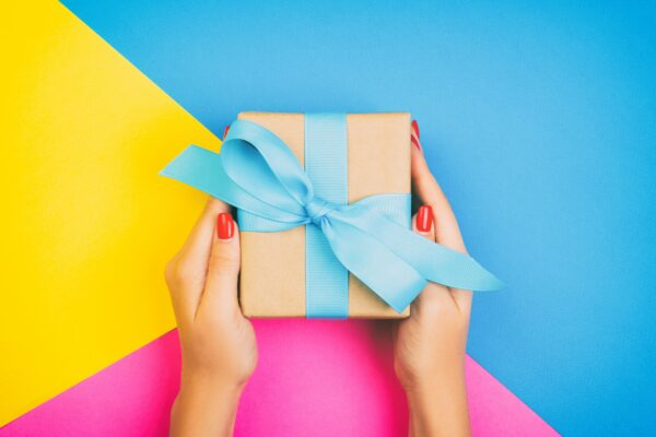 customer referral gift