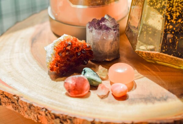 wellness crystals for handmade jewelry