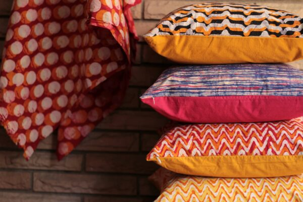 make colorful pillow cases to sell online