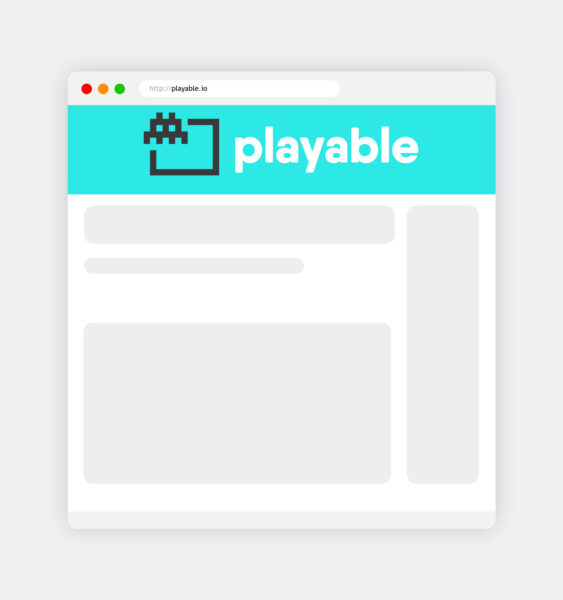 Playable Websites