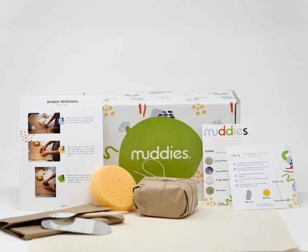 muddies unboxing experience