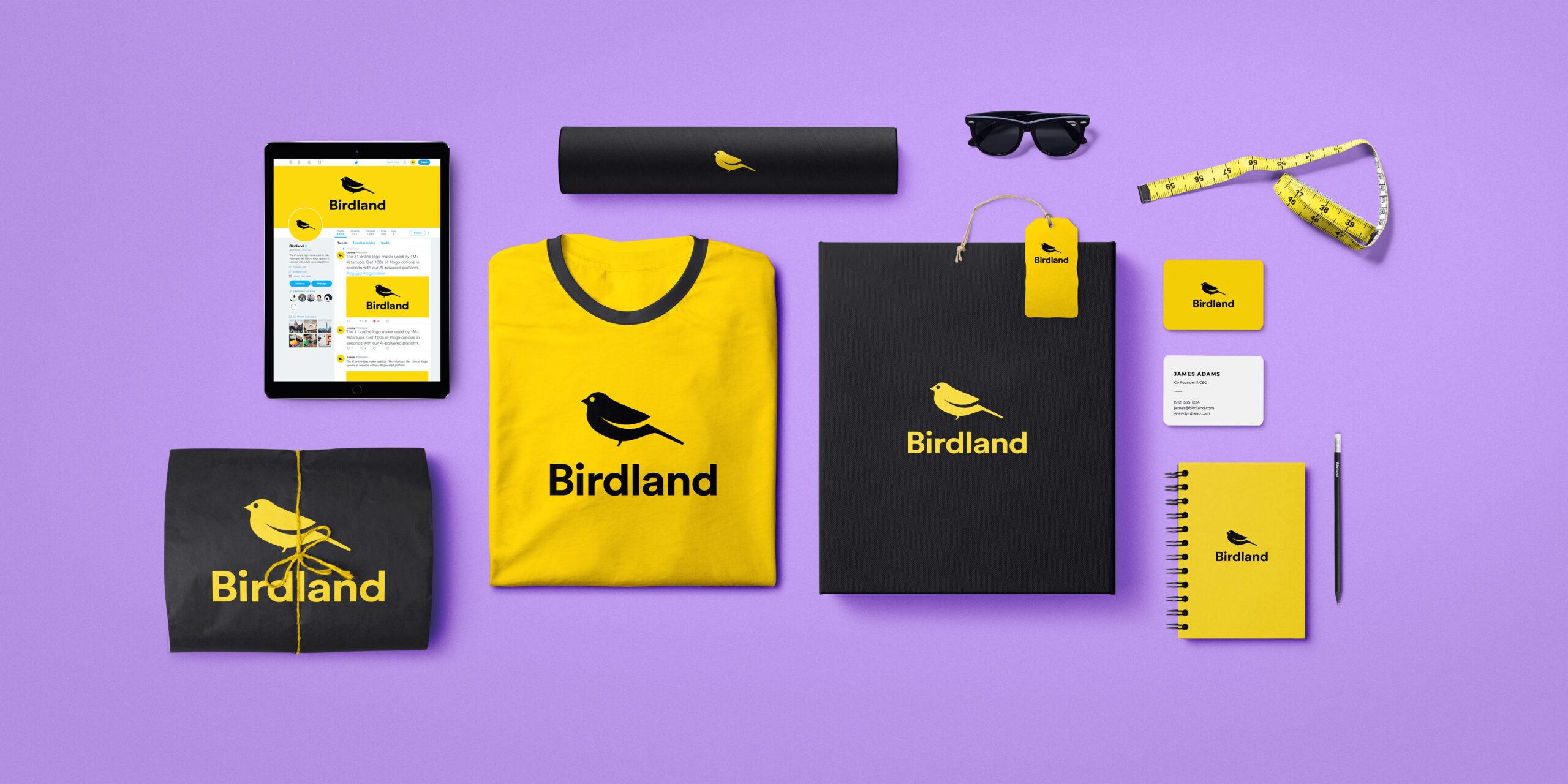 Logo Design Brand Ideny Platform