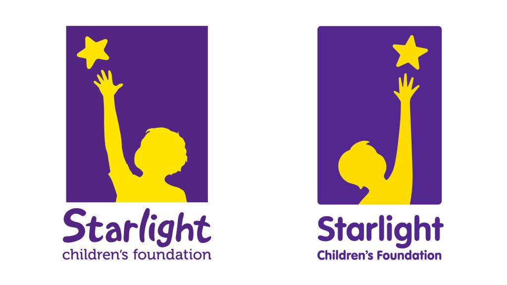 Starlight children's foundation logo update 2020