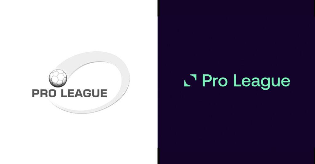 Pro league new logo