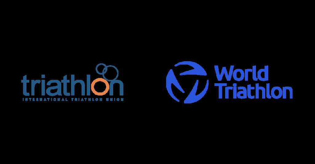 World triathlon logo update 2020