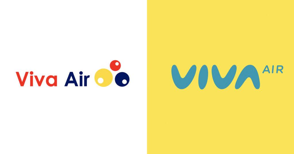 Viva air 2020 logo redesign