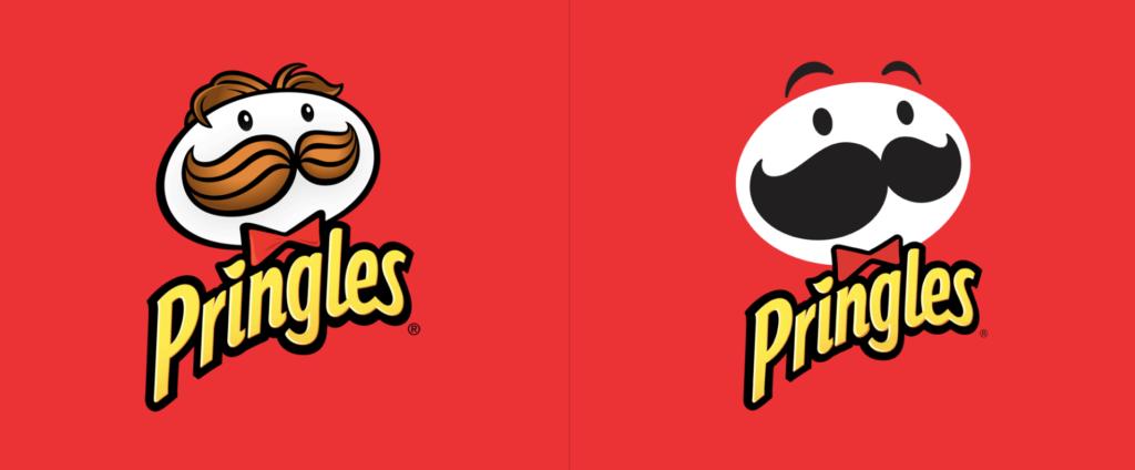 Pringles redesign