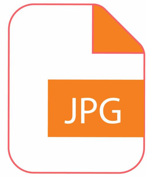 jpg file illustration