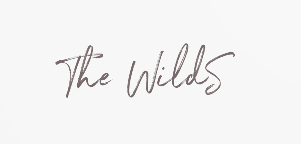 brush script logo