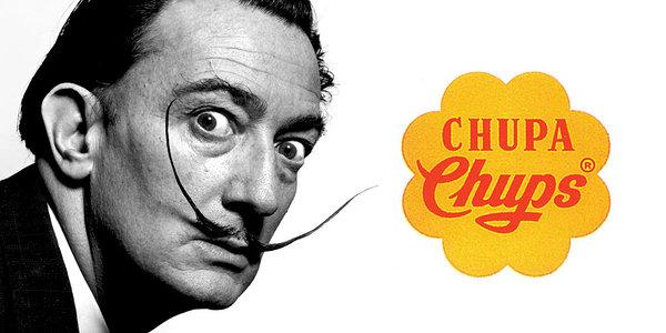 Chupa Chups 70s logo