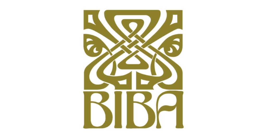 Biba 70s logo