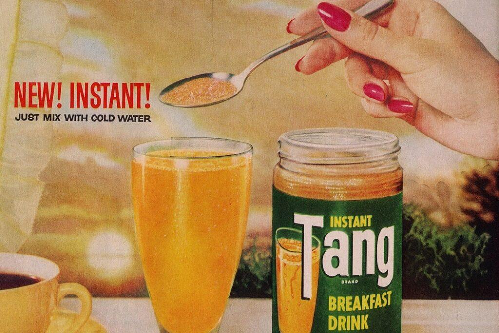 tang logo 1970s