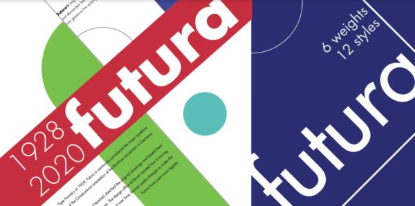 futura sans serif font 2021
