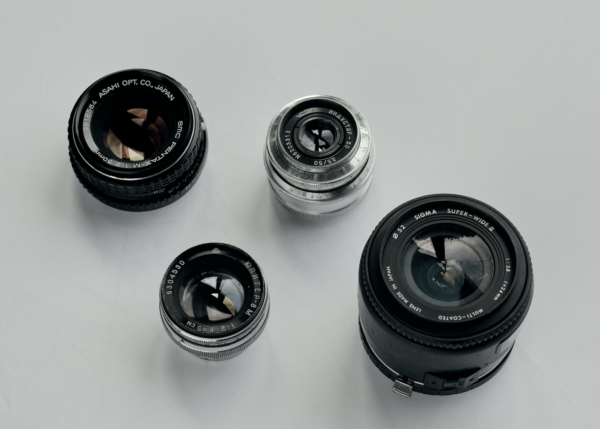 camera lenses for photography business