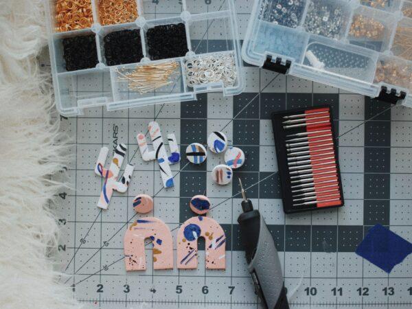 handmade jewelry making