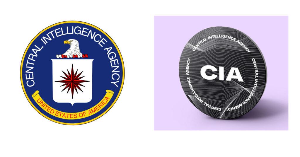 CIA logo redesign 2021
