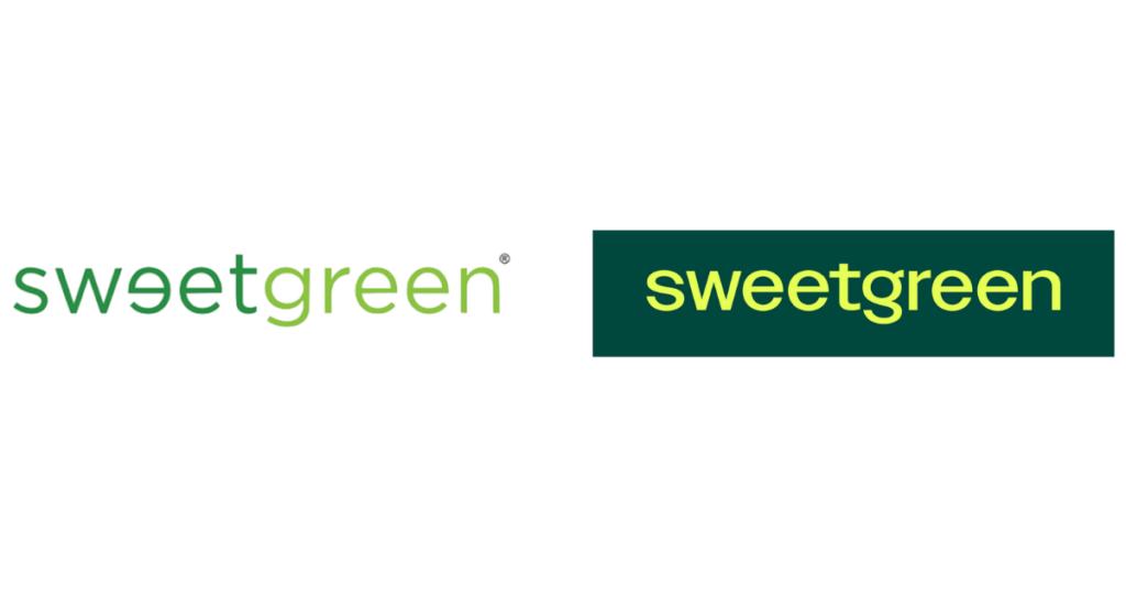 Sweetgreen 2021 logo redesign