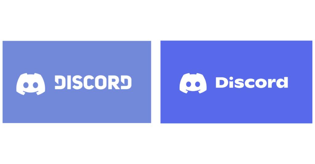 Discord new logo 2021