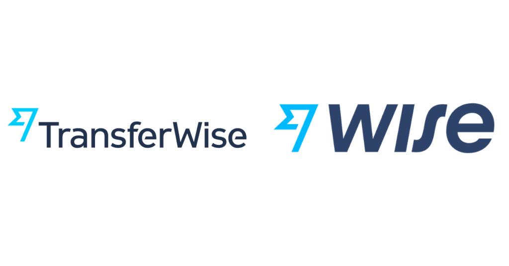 Transfer wise new logo